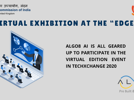 Algo8 AI in TechXchange 2020