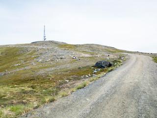 To Mount Storfjellet