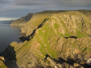 Sørøya: Tarhalsen