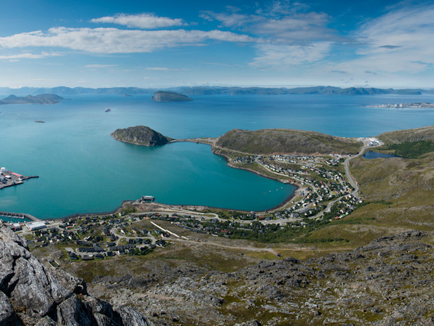 Hammerfest: Mount Tyven
