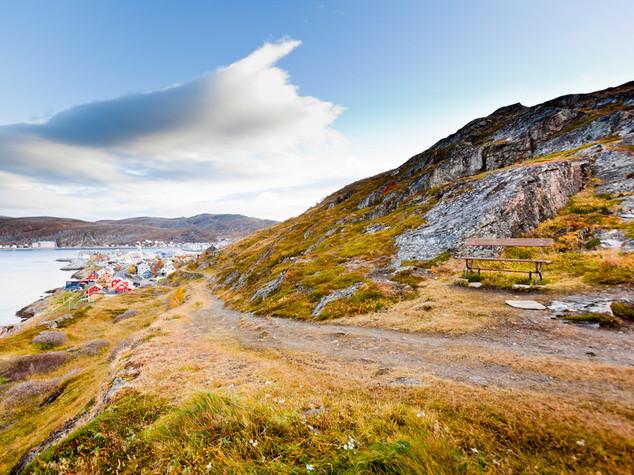Hammerfest: Gammelveien