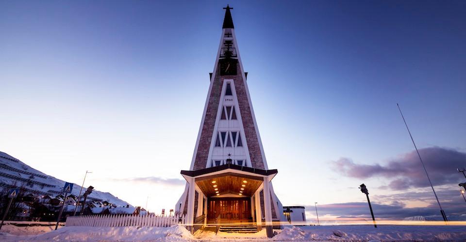 Hammerfest Church
