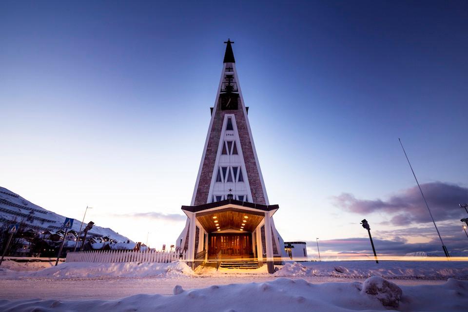 Hammerfestin kirkko