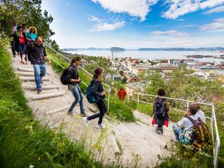 Hammerfest: Siksak-polku