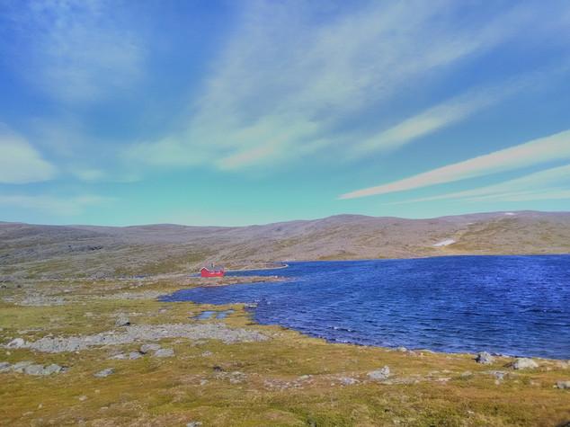 Hammerfest: Rundvannshytta