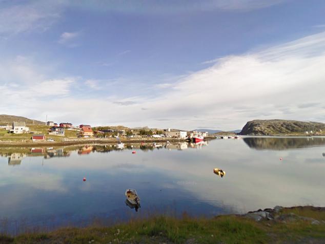Forsølin kalastajakylä
