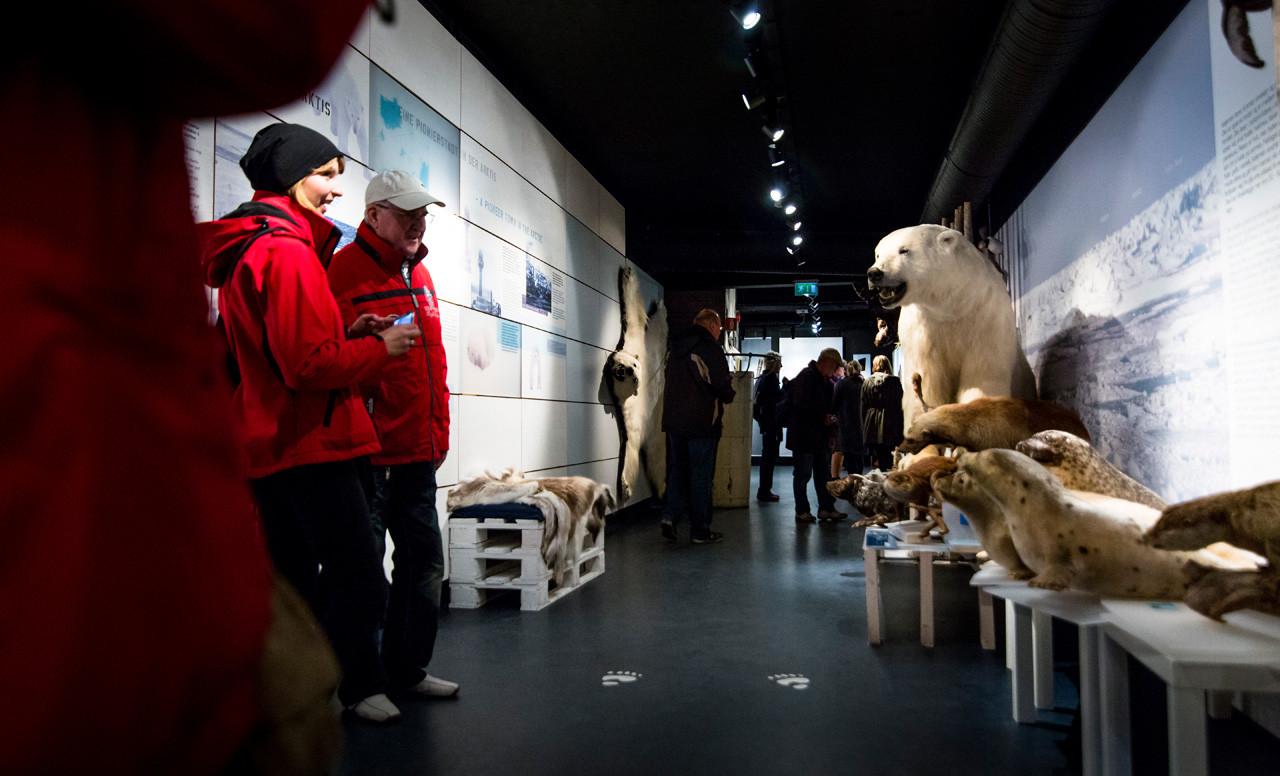 Hammerfest Turist & the Polar Bear Society