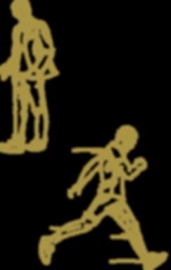 silhouettes sketch draw artwork benson cherry bensonandcherry.png