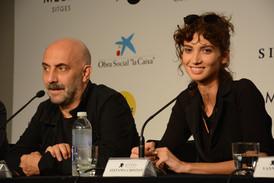 Gaspar Noé director de Lux Aeterna i l'actriu