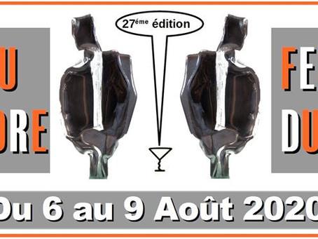 Festival international du verre Août 2020- Palau Del Vidre (66)