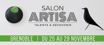 Salon ARTISA GRENOBLE  Le Monde de Nat