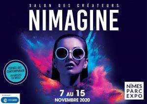 Salon NIMAGINE novembre 2020 Le Monde de Nat