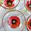 """Thumbnail: Bouquet 6 Vin Fleurs """"Jardin de Coquelicot"""""""