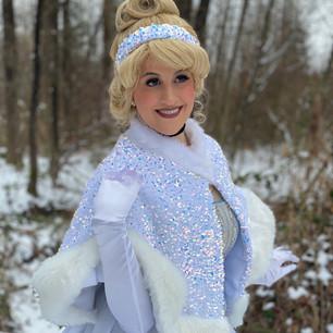 Cinderella- Winter