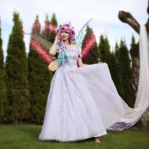 Ballgown Unicorn Fairy