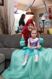 Ariel Funny Face