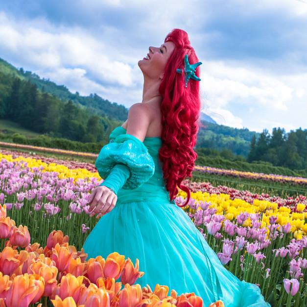 Little Mermaid- Ballgown