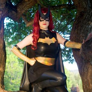 Bat Heroine