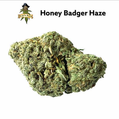 Honey Badger Haze | 28%THC | AAA++ | Sativa Hybrid