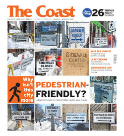 'Pedestrian Safety' Cover Feature