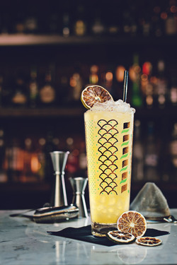 Pirates Tonic Cocktail