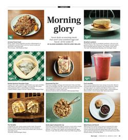 Morning Glory: Cheap Eats in Halifax