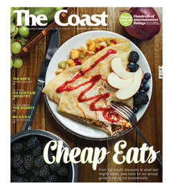 Cheap Eats Cover Feature