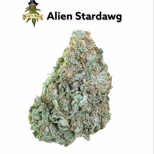 Alien Stardawg | AAA | 27%THC | SATIVA HYBRID