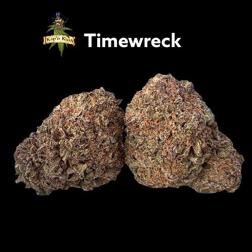 TimeWreck   AAAA   29%THC   Sativa