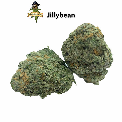 Jilly Bean AA+ - 26%THC - Sativa