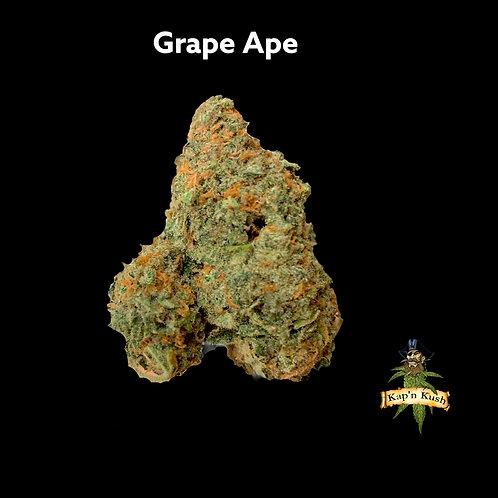 Grape Ape (AAA) 26% THC