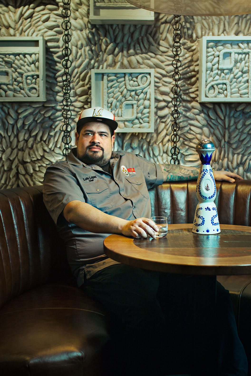 Chef Luis Lopez