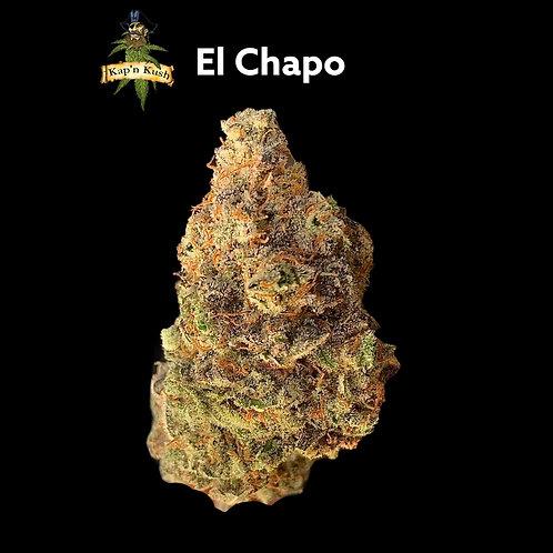 El Chapo 🔥 AAAA (29% THC) - Indica