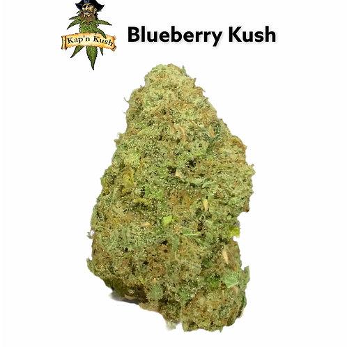 Blueberry Kush   AAA   27%THC   INDICA