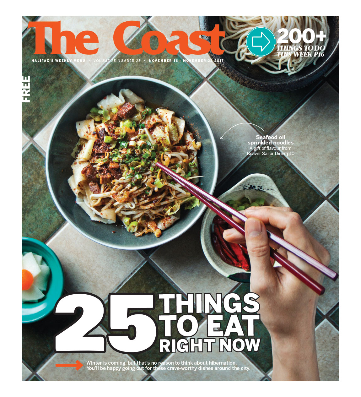 25 Things to Eat Right Now