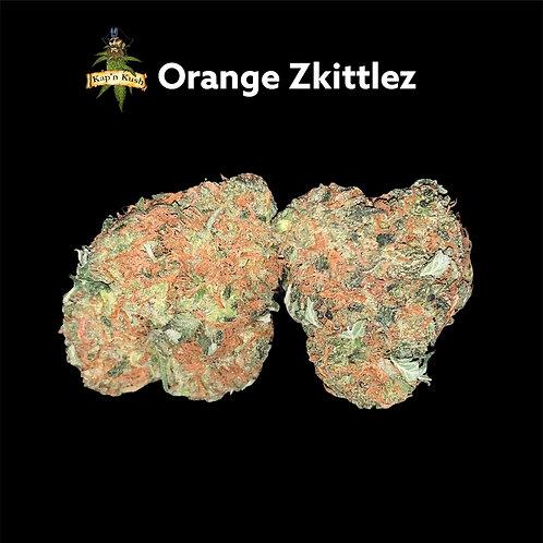 Orange Zkittlez 🍊 AA+ 26%THC - INDICA Hybrid