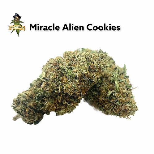 Miracle Alien Cookies | AAA++| 28%THC | Indica