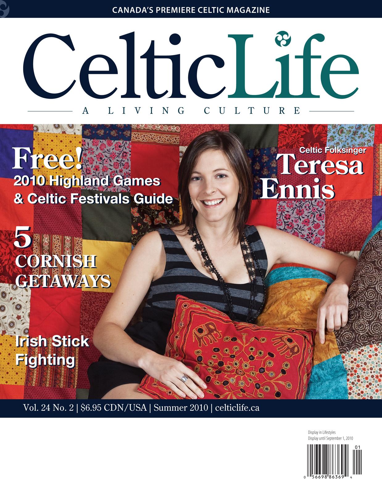 Celtic Life Magazine