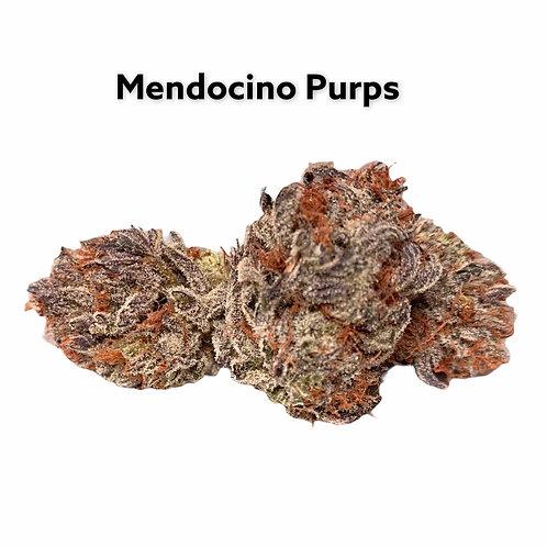 Mendocino Purps - AAAA 28%THC- Hybrid