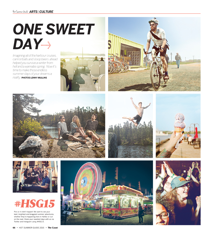 One Sweet Day Photo Series