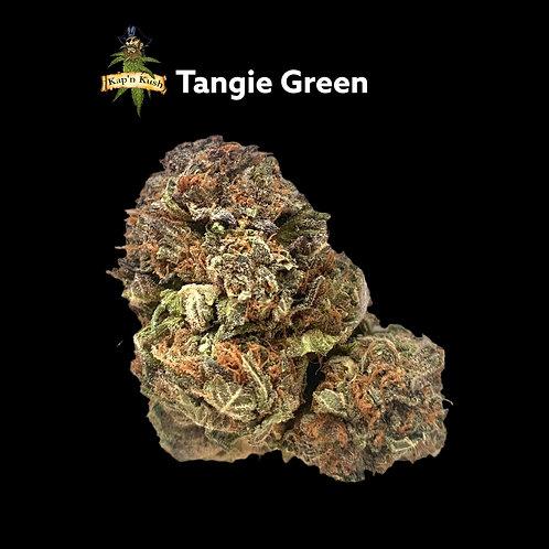 Tangie Green   27%THC   AAA   Sativa