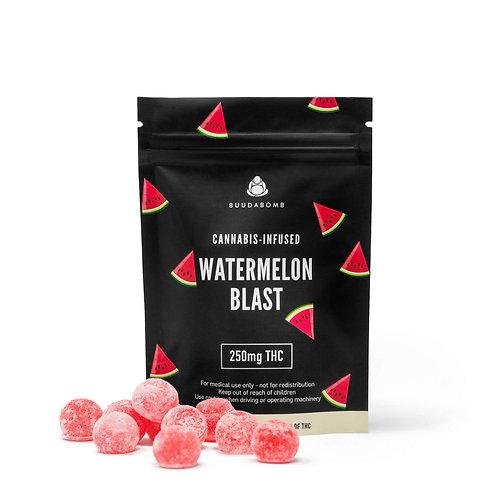 Watermelon Blast Buuda Bomb Gummies