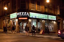 Mezza Lebanese Restaurant
