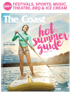 Hot Summer Guide Cover Feature