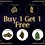 Thumbnail: BUY 1 GET 1 FREE or 35%OFF