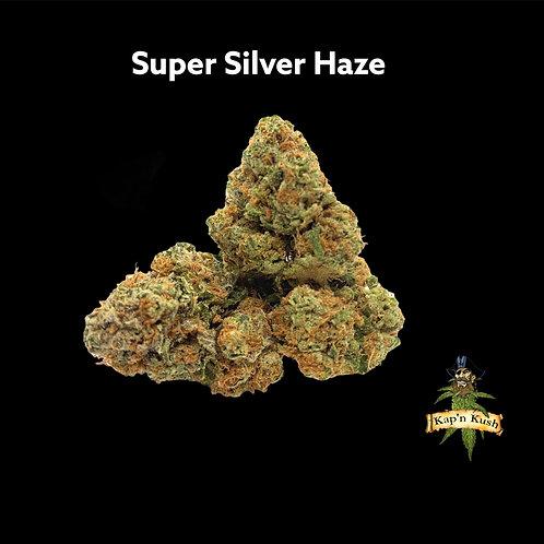 SUPER SILVER HAZE - 28% THC (AAAA) -SATIVA