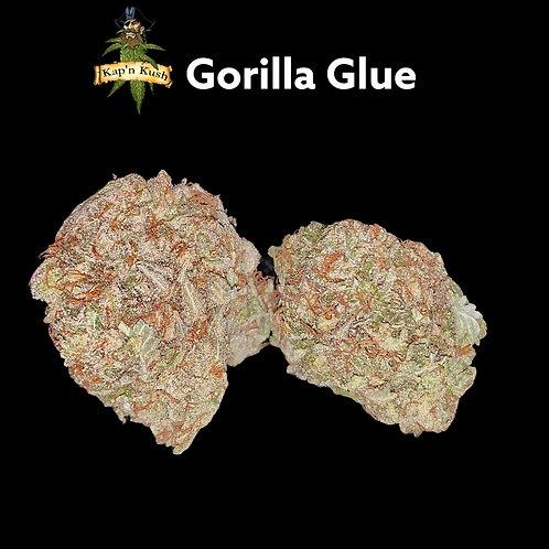 Gorilla Glue (AAA++) 27%THC - SATIVA HYBRID