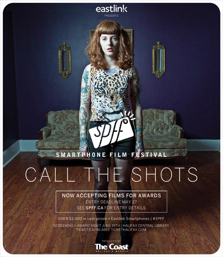 Smartphone Film Festival Ad