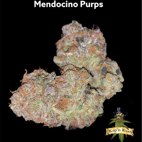 MENDOCINO PURPS (AAAA+) - 30% THC