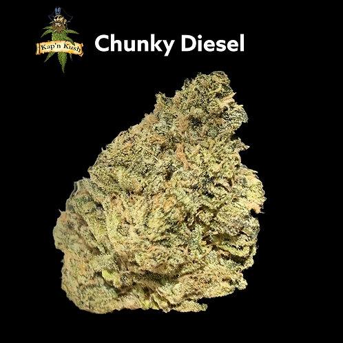 Chunky Diesel | AAAA+ | 30%THC | Sativa